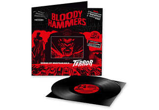 Bloody Hammers - Songs Of Unspeakable Terror  - (Vinyl)