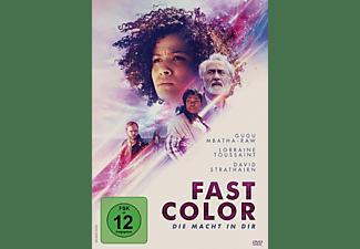 Fast Color - Die Macht in Dir DVD
