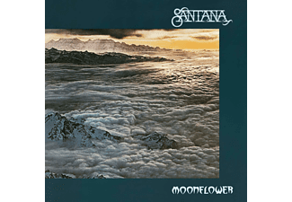 Carlos Santana - MOONFLOWER  - (Vinyl)