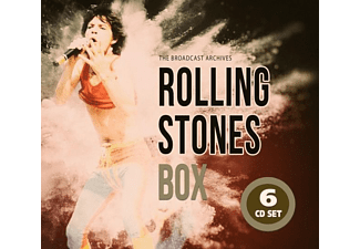 The Rolling Stones - The Broadcast Archives Box (6 CDs)  - (CD)
