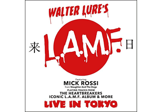 WALTER -L.A.M.F.- Lure - LIVE IN TOKYO  - (CD)