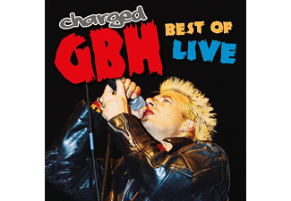 Charged Gbh - BEST OF LIVE -2004-  - (Vinyl)