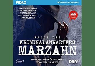 Peter Gaugllitz - Fälle des Kriminalanwärters Marzahn  - (CD)