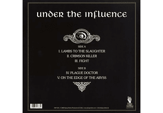 Coltre - UNDER THE INFLUENCE  - (Vinyl)