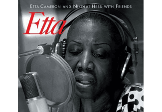 Cameron,Etta & Hess,Nikolai With Friends - ETTA (LP/180GR.)  - (Vinyl)