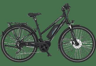 FISCHER ETD 1861.1 Lady Trekkingrad (Laufradgröße: 28 Zoll, Rahmenhöhe: 44 cm, Damen-Rad, 557 Wh, Schwarz matt )