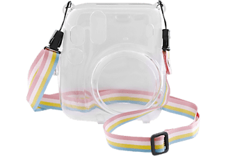 TNB Lensy-Instax Mini 11 - Sac photo (Transparent)