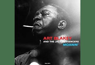 Art Blakey and the Jazz Messengers - MOANIN'  - (Vinyl)