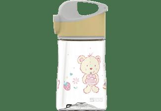 SIGG 8731.40 Miracle Furry Friend Trinkflasche Transparent Mit Motiv