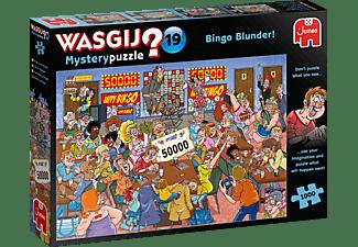 JUMBO Wasgij Mystery 19 (1000 Teile) Puzzles Mehrfarbig