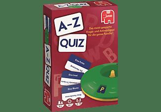 JUMBO A-Z Quiz Original Gesellschaftsspiele Mehrfarbig