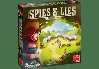 JUMBO Spies & Lies- a Stratego story Gesellschaftsspiele Mehrfarbig