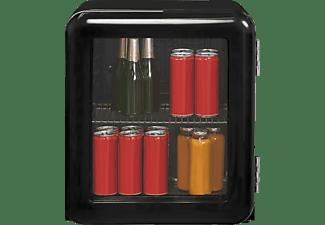 EXQUISIT RKB 05-14 A+ G Kühlschrank (103 kWh/Jahr, 500 mm hoch, Schwarz)