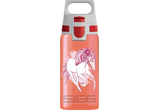 SIGG 9001.70 Viva One Horse Club Trinkflasche Rot Mit Motiv