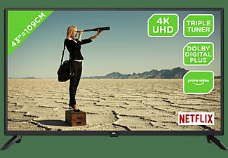 OK. ODL 43850UC-TIB 43 Zoll 4K Smart TV