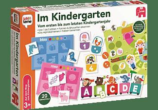 JUMBO Ich lerne im Kindergarten Kinderspiele Mehrfarbig