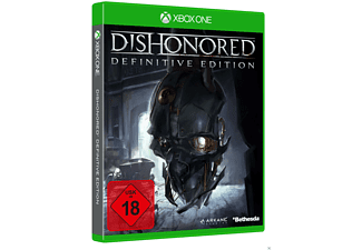XBO DISHONORED (DEFINITIVE EDITION) - [Xbox One]