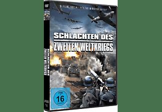 SCHLACHTEN DES 2.WELTKRIEGS KRIEGSFILM BOX DVD