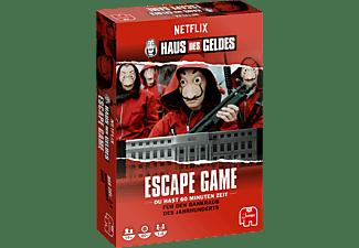 JUMBO Haus des Geldes- Escape Game Gesellschaftsspiele Mehrfarbig