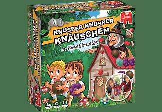 JUMBO Knusper Knusper Knauschen Kinderspiel Mehrfarbig