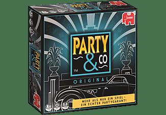 JUMBO Party & Co Original Gesellschaftsspiele Mehrfarbig