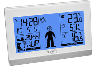 TFA 35.1159.02 Weather Boy Funk-Wetterstation