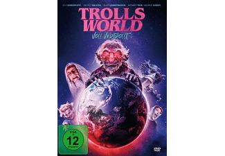 Trolls World - Voll vertrollt (uncut Version) [DVD]