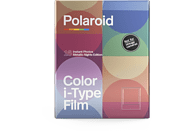 POLAROID Sofortbildfilm Color i‑Type Film Double Pack ‑ Metallic Nights Edition