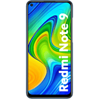 "Móvil - Xiaomi Redmi Note 9, Negro, 128 GB, 4 GB, 6.53"" FHD+, 2,5 GHz, 5020 mAh, Android"