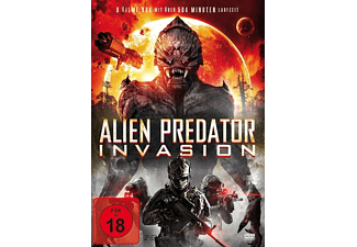 Alien Predator Invasion DVD