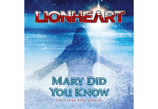 Lionheart - MARY DID YOU KNOW  - (Vinyl)