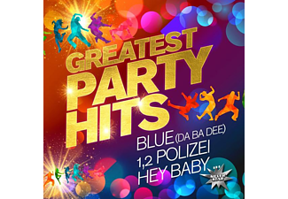 VARIOUS - GREATEST PARTY HITS  - (CD)