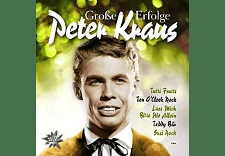Peter Kraus - GROSSE ERFOLGE  - (CD)