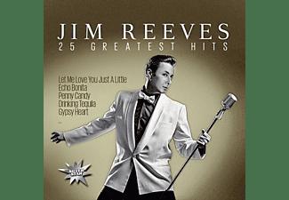 Jim Reeves - 25 GREATEST HITS  - (CD)