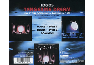 Tangerine Dream - LOGOS (REMASTERED 2020)  - (CD)