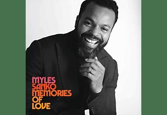 Myles Sanko - MEMORIES OF LOVE (LTD. GATEFOLD ED.)  - (Vinyl)