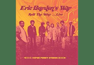 Eric & War Burdon - Spill The Wine...Live (Digipak)  - (CD)