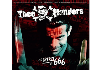 Flanders Thee - THE SPIRIT OF 666  - (CD)