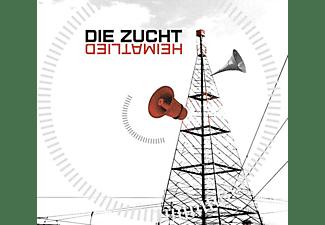 Die Zucht - HEIMATLIED  - (CD)