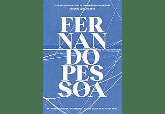 Pessoa,Fernando/Grehn,Kai/Gwisdek,Robert - TAPE-RECORDINGS EINES METAPHYSISCHEN INGENIEURS  - (CD)