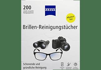 ZEISS Brillen, Reinigungstücher, Weiß
