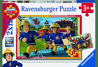 RAVENSBURGER Sam und sein Team Puzzle Mehrfarbig