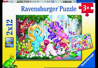 RAVENSBURGER Magische Einhornwelt Puzzle Mehrfarbig