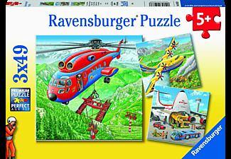 RAVENSBURGER Über den Wolken Puzzle Mehrfarbig