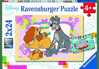 RAVENSBURGER Disneys liebste Welpen Puzzle Mehrfarbig