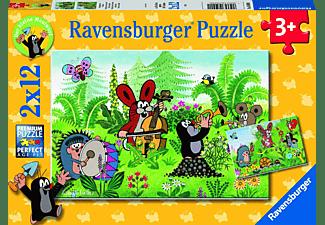 RAVENSBURGER Gartenparty mit Freunden Puzzle Mehrfarbig