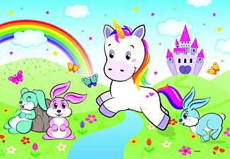 RAVENSBURGER Märchenhaftes Einhorn Puzzle Mehrfarbig