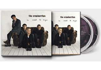 The Cranberries - NO NEED TO ARGUE (LTD.DLX.)  - (CD)