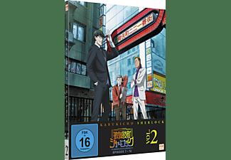 Kabukicho Sherlock - Volume 2 (Ep. 7-12) Blu-ray