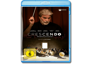 Crescendo - #makemusicnotwar Blu-ray
